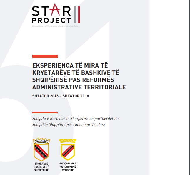 STAR 2/ Konsolidimi i Reformës Administrative Territoriale
